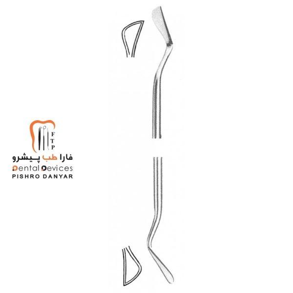 ابزار و لوازم و تجهیزات دندانپزشکی چاقو کرکلند