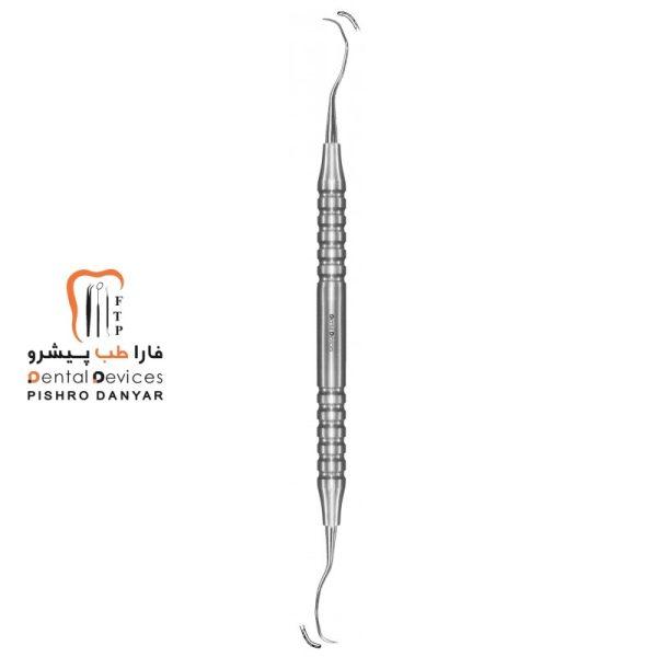 ابزار و لوازم و تجهیزات دندانپزشکی گریسی هالو 13.14