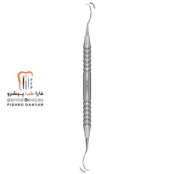 ابزار و لوازم و تجهیزات دندانپزشکی گریسی هالو 15.16