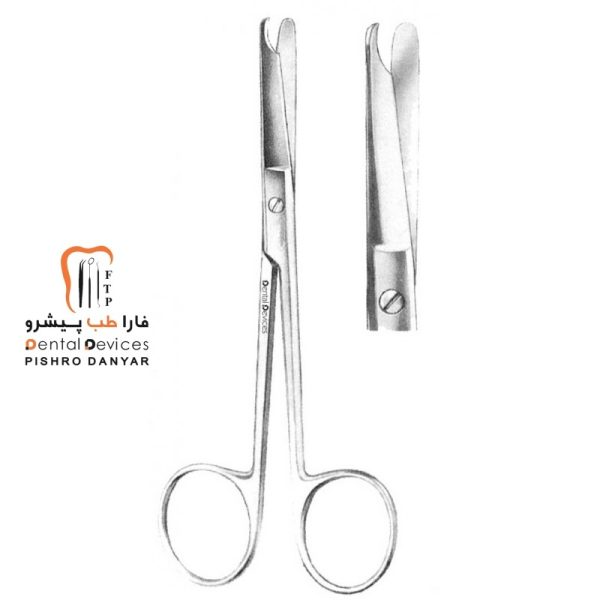 ابزار و لوازم و تجهیزات دندانپزشکی قیچی نخ