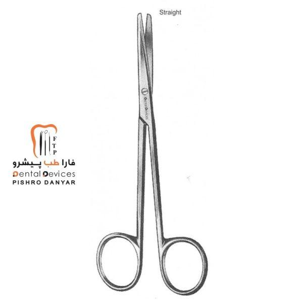 ابزار و لوازم و تجهیزات دندانپزشکی قیچی 028