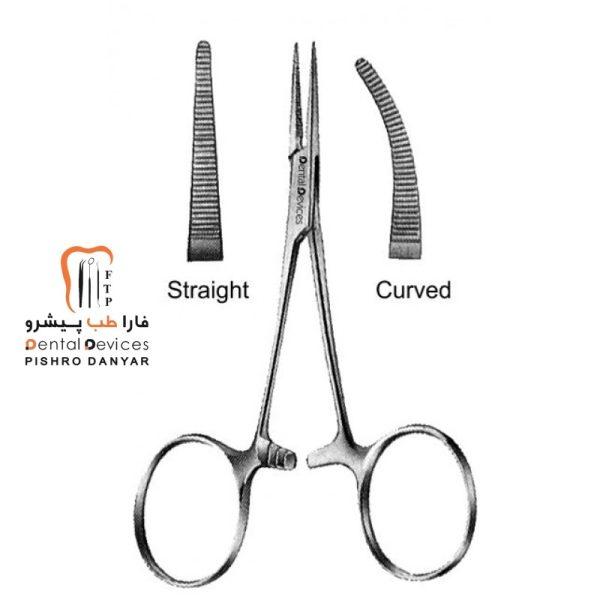 ابزار و لوازم و تجهیزات دندانپزشکی هموستات