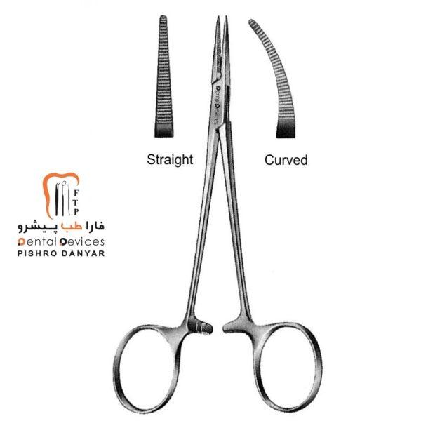 ابزار و لوازم و تجهیزات دندانپزشکی هموستات میکرو نوک باریک
