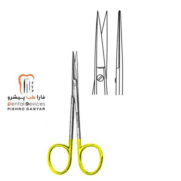 ابزار و لوازم و تجهیزات دندانپزشکی اریس صاف tc