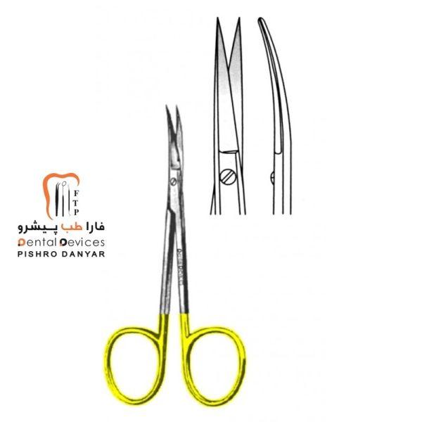 ابزار و لوازم و تجهیزات دندانپزشکی اریس کج tc