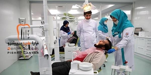 کرونا در دندانپزشکی