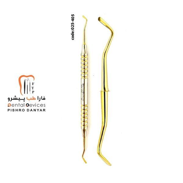 لوازم و تجهیزات دندانپزشکی قلم طلایی زیبایی کامپوزییت 405
