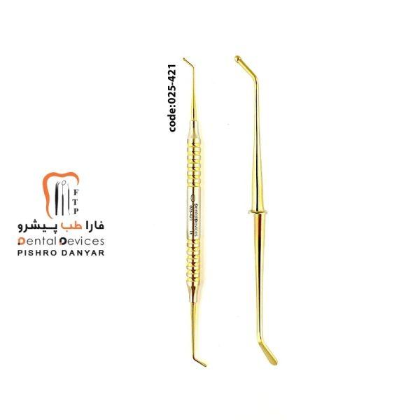 لوازم و تجهیزات دندانپزشکی قلم طلایی زیبایی کامپوزییت 421