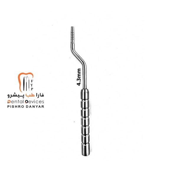 لوازم و تجهیزات دندانپزشکی بن اکسپندر کج بزرگ