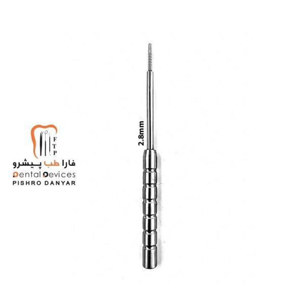 لوازم و تجهیزات دندانپزشکی بن اکسپندر صاف کوچک